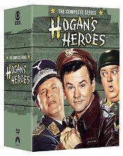 HOGAN'S HEROES COMPLETE SERIES SEASON 1 2 3 4 5 6 DVD 27 DISC R1 126 EPS HOGANS