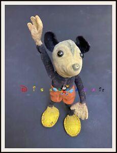 ⭐ MICKEY MOUSE DEAN'S Disney English Doll - 1930s - DISNEYANA.IT ⭐