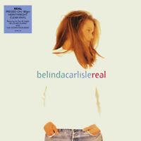 "Belinda Carlisle : Real Vinyl Limited  12"" Album (Clear vinyl) (2018) ***NEW***"