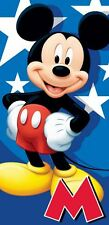 "Mickey Mouse Towel Disney Kids Clubhouse Beach Pool FULLY LICENSED!!! 28""x58"""