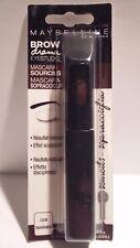 Mascara Sourcils Brow Drama Eyestudio Transparent Gemey Maybelline