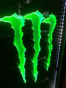 Energy Monster Getränke Kühlschrank