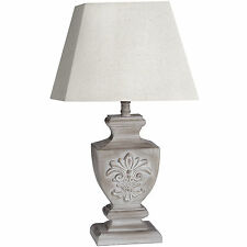 BELLINI GLASS TABLE LAMP - PERFECT FOR LIGHTENING UP YOUR HOME.