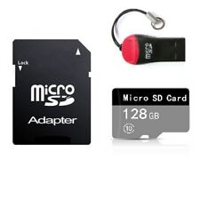 128GB Micro SD Memory Card SDXC TF Flash Class 10 For Android Camera LG Phone