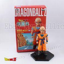"DragonBall Dragon Ball Z Krillin 12cm / 4.8"" PVC Figure New In Box"