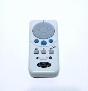Harbor Breeze Ceiling Fan/Light Remote Control A25-TX012