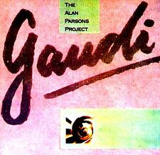 LP - The Alan Parsons Project - Gaudi (SPANISH EDIT.) NUEVO OYELO - MINT LISTEN