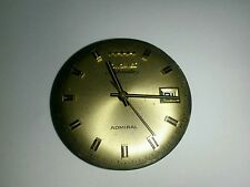 LONGINES SELFWINDING CALIBER 505, RUNS AND STOPS WILL NEED CLEANING,