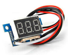 Precise Digital Ammeter DC 0-10A Four wires 3 digit Current  Meter led Display