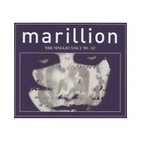 MARILLION - THE SINGLES VOL.2 '89-95'  (4 CD)  PROGRESSIVE ROCK  NEUF