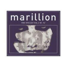 MARILLION - THE SINGLES VOL.2 '89-95'  (4 CD)  PROGRESSIVE ROCK  NEUF