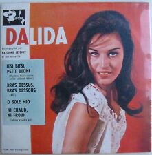 DALIDA  ITSI BITSI PETIT BIKINI  CD Single 4 titres