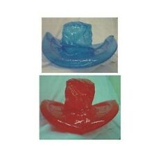 """18"""" Inflatable Cowboy Hat Avalible In Blue or Red IN3"""