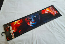 IT Movie Pennywise Printed Rubber Backed Bar Runner Mat New Licensed 89x25cm