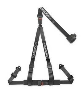 Corbeau 3 Point Retractable Fast road & Track day Harness