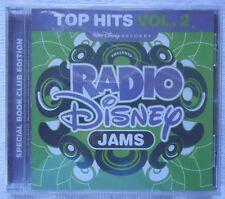 RADIO DISNEY JAMS TOP HITS VOL 2 WALT DISNEY PRESENTS FACTORY SEALED SEE COMMENT