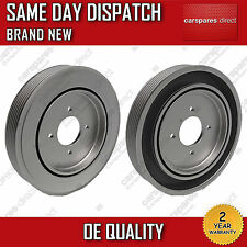 PEUGEOT 306 1.9 D 1998 > 2002 CRANKSHAFT PULLEY 2 YEAR WARRANTY *BRAND NEW*