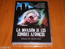 LA INVASION DE LOS ZOMBIES ATOMICOS / NIGHTMARE CITY English Español -Precintada