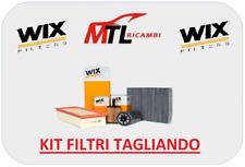 KIT FILTRI TAGLIANDO LANCIA LYBRA 1.9 JTD 115CV 85KW DAL 05/2001 AL 12/2002