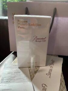 Maison Francis Kurkdjian - Baccarat Rouge 540 Sample 2ml