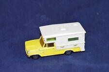MAJORETTE Camper Dodge Pick Up ECH 1/80 Vintage / Fach H3