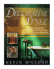 Decorative Style : The Most Original and Comprehensive Sourcebook of Styles, Tre