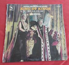 KING OF KINGS  LP US BOF OST  BEN HUR LECID  MIKLOS ROZSA