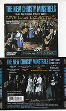 NEW CHRISTY MINSTRELS - LIVE FROM LEDBETTER'S (CD 1999)  17 TRACKS