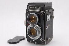 【Excellent+++++】KONIFLEX TLR Camera Konishiroku Hexanon 85mm F3.5 from JAPAN 340