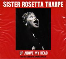 SISTER ROSETTA THARPE - UP ABOVE MY HEAD 50 GREATEST RECORDINGS (NEW SEALED 2CD)