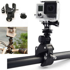 Motorcycle Bike Bicycle Bar Mount Holder For Gopro HD Hero 3+/3/2/1 Accessories*