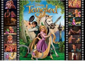 TAN Premium Prints Tangled Rapunzel Flynn Gondola Pascal Maximus A2 A3 A4