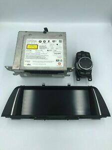 BMW F10 F11 PROFESSIONAL NBT TOUCH PAD NAVIGATIONSSYSTEM LED iDrive...