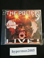 THE POLICE - LIVE! - CD - NUOVO