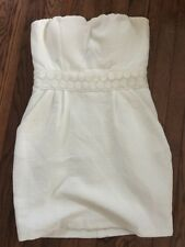 Women's SPEECHLESS Off-White Halter Dress Size 13 - Free Shipping
