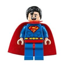 LEGO Batman Movie Justice League Anniversary Party Superman Minifigure (70919)
