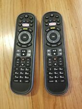 One  clean ! nice  WOW Wow! cable  TV Netflix Remote Control  urc2135bco-r
