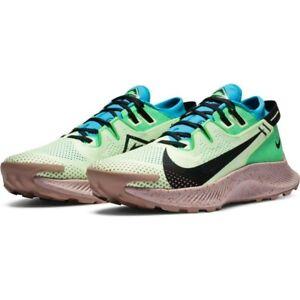 Nike Pegasus Trail 2 Black Multi Size US Mens Athletic Running Shoes Sneakers