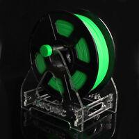 1 Spool Acrylic 3D Printer Filament Tabletop Mount Rack ABS/PLA Frame Holder AF
