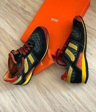 Hugo Boss sneakers red