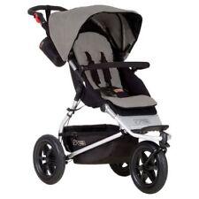 Poussettes et systèmes combinés de promenade Mountain Buggy dossier réglable pour bébé