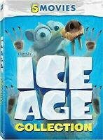 Ice Age: 5-Movie Collection (DVD, 2017, 5-Disc Set)