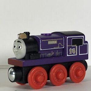 Thomas the Train Charlie Wooden Railway Tank Engine Friends # 14