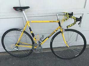 Greg Lemond - Team Lemond bicycle 1986, great condition