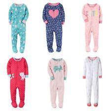 Carter's Niña Pijama con Pies Pijama 3T Gatito