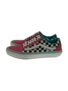 Vans Old Skool Pro S Golf Wang US 9.5 Pink Without Box