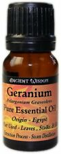 Geranium (pure)  Essential Oil 10ml Bottle Brand New and Sealed