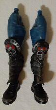 2018 Mattel DC Universe Multiverse - Lobo CNC C&C BAF Parts - Left & Right Legs