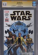 Star Wars #1 (2015) Marvel CGC SS 9.8 signed by John Cassaday
