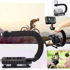 Hand Schwebestative DSLR Video Kamera Halter Stabilizer Handgriff für Camcord GM